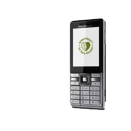 VIDEO: O2 intros green Sony Ericsson Naite