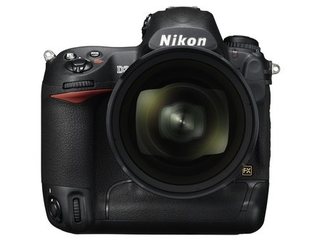 Nikon D3S brings video and ISO 102,400