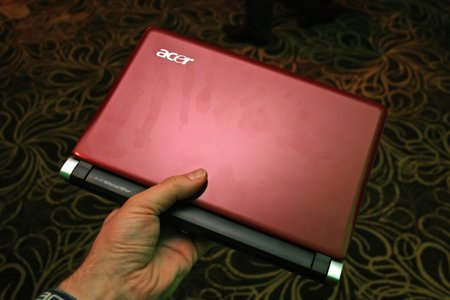 Acer Aspire One D250 with Android - photo 10