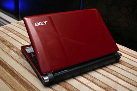 Acer Aspire One D250 with Android - photo 7