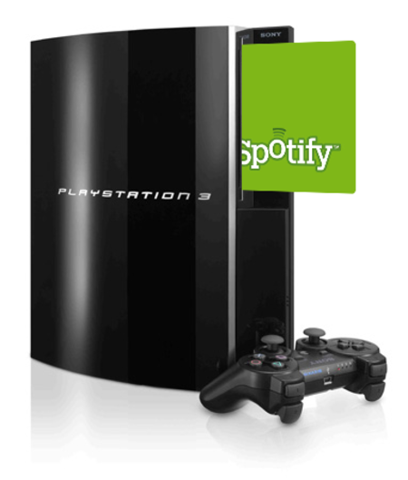 Is Spotify coming to the PS3?
