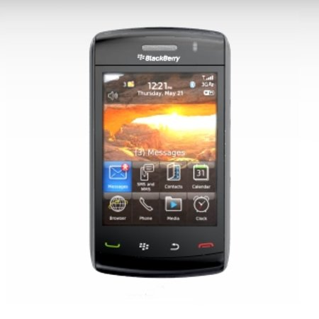 Blackberry Storm 2 unofficially official