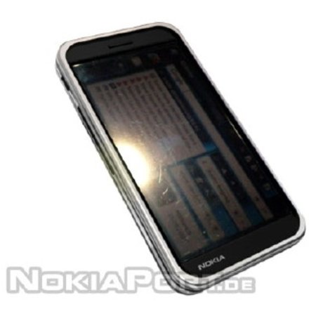 Spy pic of Nokia N920 prototype revealed