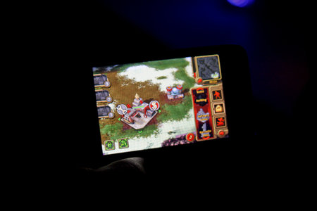Command and Conquer Red Alert for iPhone