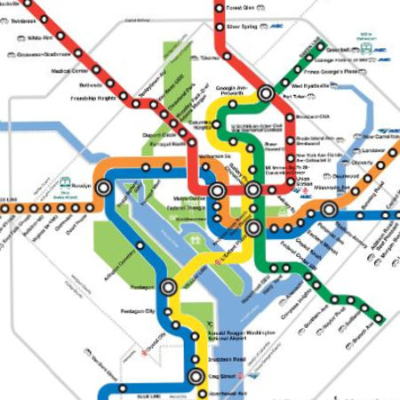 Washington subway users to get mobile coverage