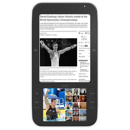 Spring Design Alex dual-screen ebook reader announced