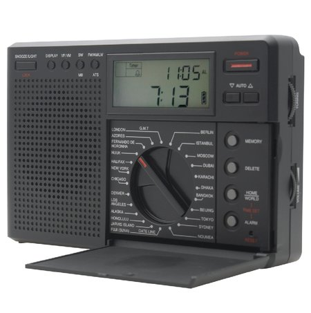 Eton G8 Traveller II radio launches