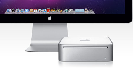 Apple updates the Mac mini range