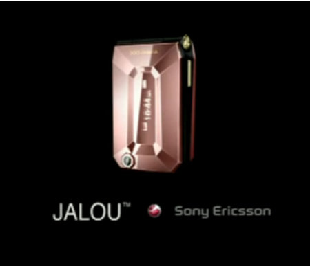 VIDEO: Sony Ericsson's Jalou by Dolce & Gabbana launches