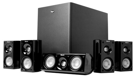 Klipsch unveils HD Theatre 500 and 300 speakers