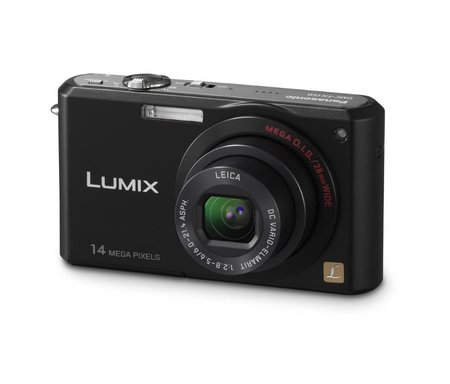 Daily Tech Deal: Panasonic DMC-FX150 under £150