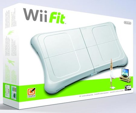 NHS gives Wii Fit stamp of approval