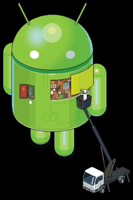 Android 2.0 rolls out to developers