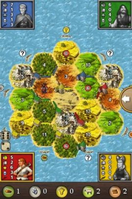 Settlers of Catan comes to iPhone