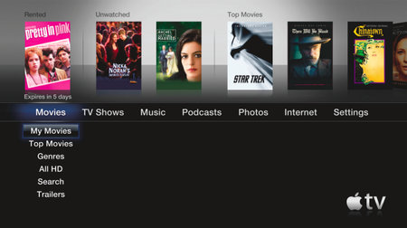 Apple remembers Apple TV and adds new features