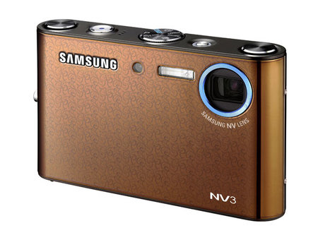Samsung adds silver and gold to NV3