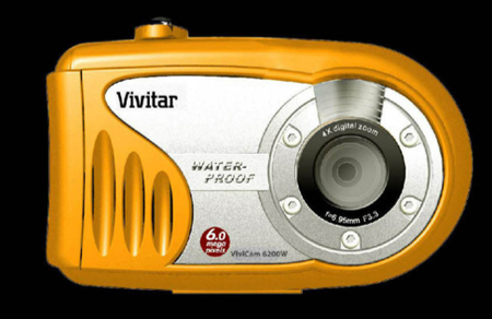 PMA 2007: Vivitar launch five new cameras including underwater ViviCam 6200W
