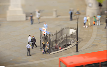 "VIDEO: HP tilt shift ""Create Amazing"" ad - director's cut"