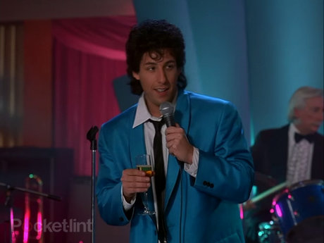 Lovefilm iPad screengrab of The Wedding Singer