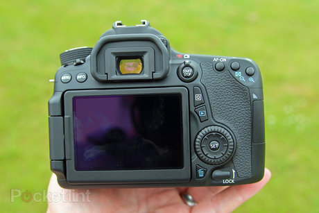 Canon EOS 70D preview