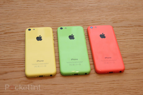 iPhone 5C preview