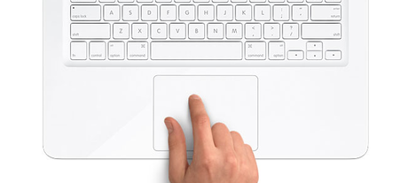 macbook touchpad