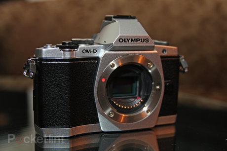 Olympus OM-D preview