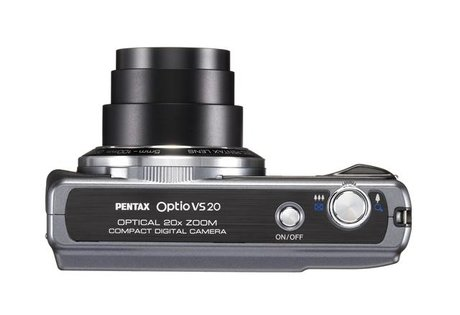 Pentax Optio VS20 review
