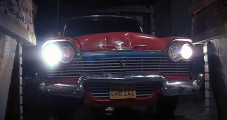 Christine car horror