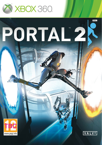 portal 2 ps3 cover. portal 2 ps3 vs xbox 360.
