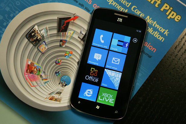 ZTE Tania: super-cheap Windows Phone announced