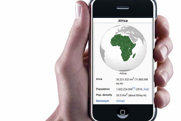 Orange and Wikipedia offer free knowledge in Africa and the Middle East. Online, Orange, Wikipedia, Wikimedia Foundation 0