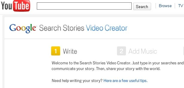 WEBSITE OF THE DAY - Google video creator. Online, YouTube, Software