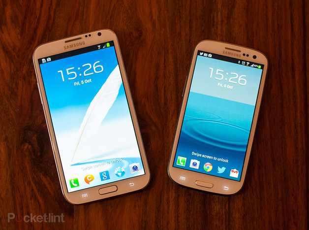 Samsung Galaxy Note 2 vs Samsung Galaxy s3 Samsung Galaxy Note 2 or