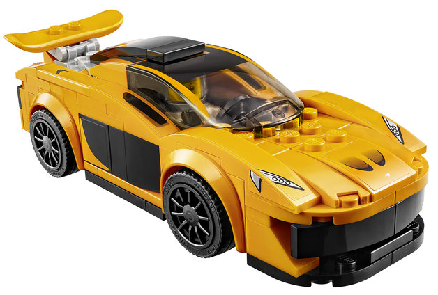 McLaren building competition on ReBrick Phpvmr8iq