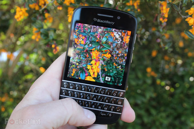 BlackBerry Q10 review
