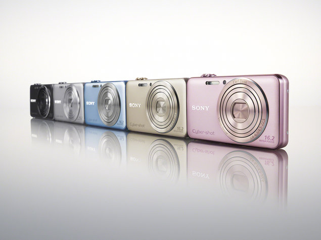Sony Cyber-shot WX70 and WX50