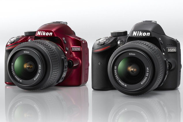 Nikon D3200 guides you through the 24-megapixel DSLR jungle. Cameras, DSLR cameras, Nikon, Nikon D3200, 24 megapixels 0