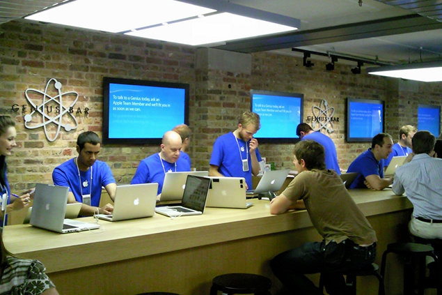 Apple Genius Bar - Covent Garden