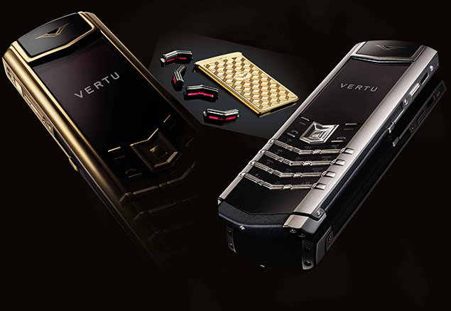 Nokia to sell Vertu for £162 million