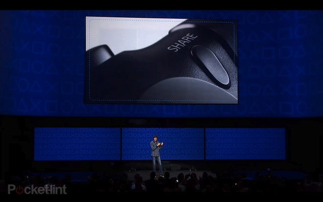 "PlayStation 4 ""DualShock 4"" controller unveiled with touchscreen. Sony, PS4, Gaming, PlayStation 1"