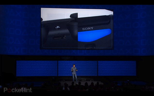 "PlayStation 4 ""DualShock 4"" controller unveiled with touchscreen. Sony, PS4, Gaming, PlayStation 2"
