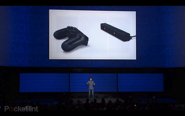 """PlayStation 4 """"DualShock 4"""" controller unveiled with touchscreen. Sony, PS4, Gaming, PlayStation 3"""