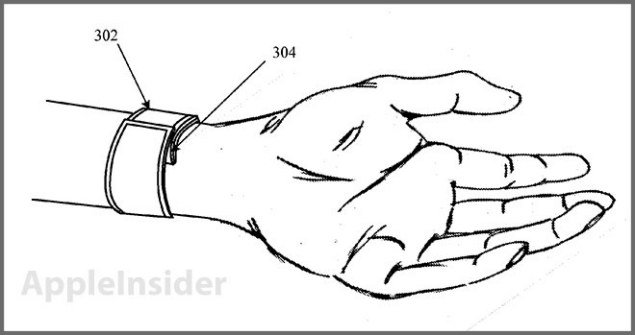 Apple iWatch patent further fuels rumours that a device is in the works - Pocket-lint