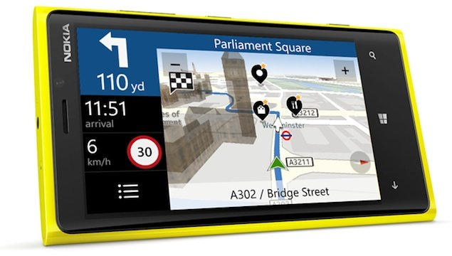 Nokia Drive+ maps today accessible for all Windows Phone 8 consumers worldwide