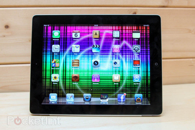 Apple releasing 128GB adaptation of the fourth-generation iPad?. Apple, iPad, iPad 4 0