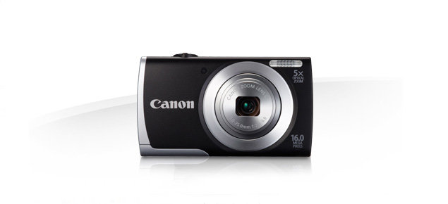 Canon adds PowerShot A2500 point and shoot to range. Cameras, Canon, Compact cameras, Canon PowerShot A2500 0