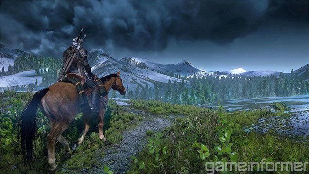 Witcher 3 will look better on PC than XBox 720 or PS4, says developer. Gaming, Witcher 3, PS4, Xbox 720, PC gaming 0