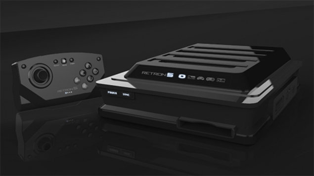 RetroN 5 console gives ultimate retro gaming fix, plays SNES, NES, GBA and Sega cartridges. games, Gaming, Retro gaming 0
