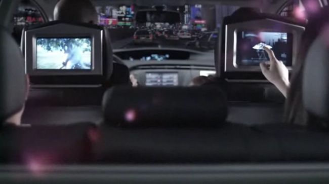 """""""Connected Car"""" brings in-flight entertainment to your car - photo 1"""